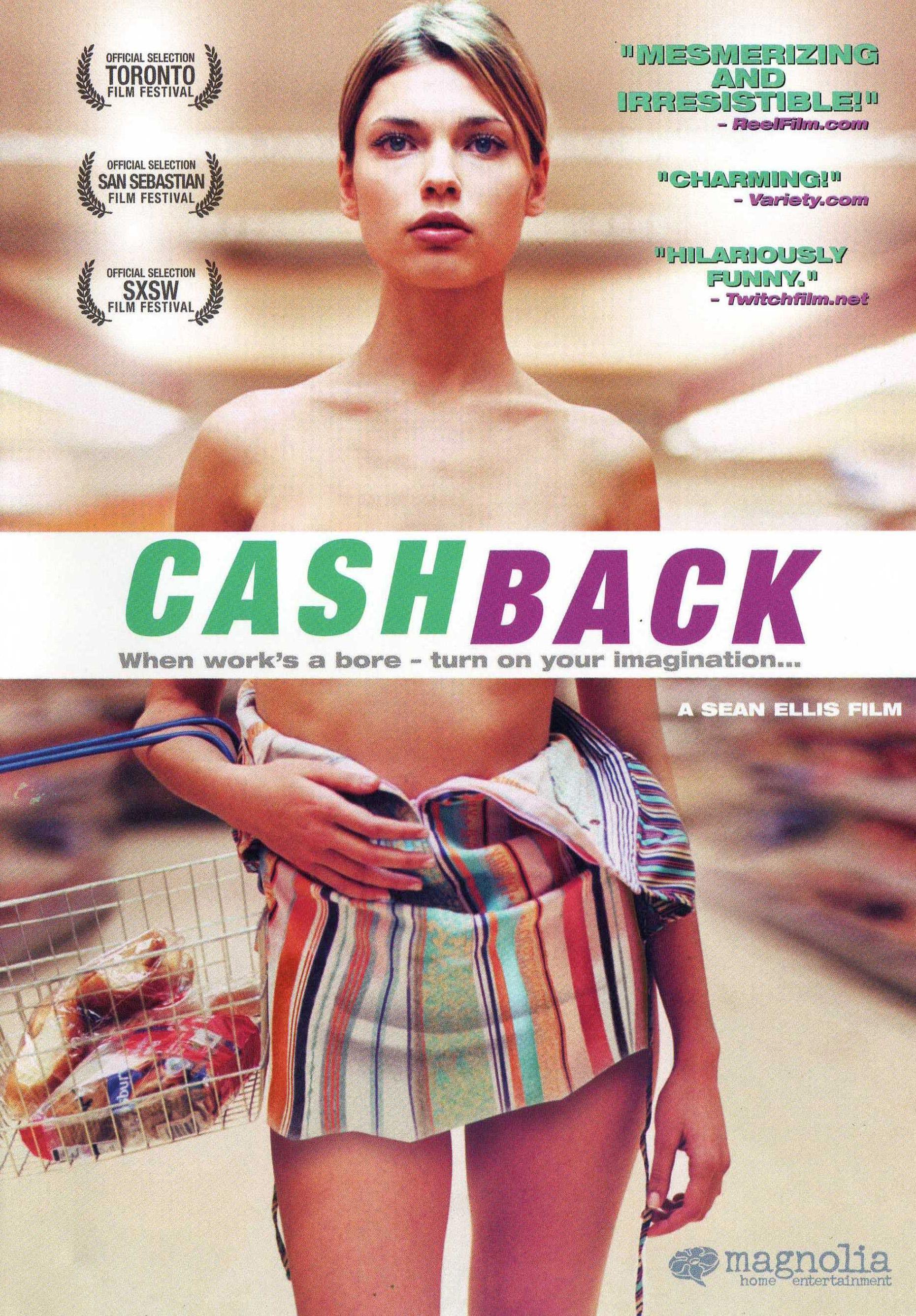 Poster - Cashback, bem vindo ao turno da noite - Divulgação